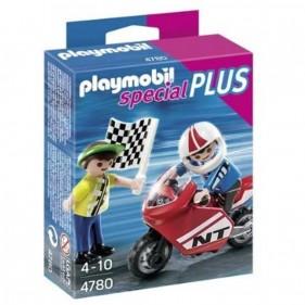 Playmobil 4780 - Bimbi con Minimoto