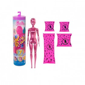 Barbie Color Reveal serie Metallic