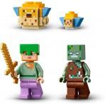 LEGO Minecraft 21164 La Barriera Corallina