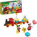 LEGO Duplo 10941 Il Treno del Compleanno di Topolino e Minnie