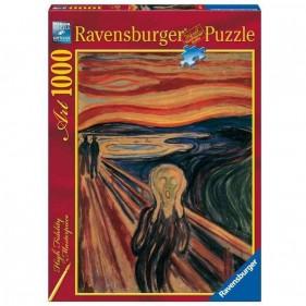 Puzzle 1000 pezzi L'urlo di Munch