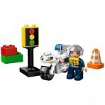 LEGO Duplo 5679 Motocicletta della Polizia