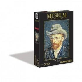 Puzzle 500 Pezzi Autoritratto Van Gogh