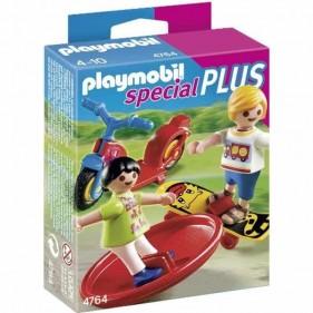 Playmobil 4764 Bambini al Parco Giochi