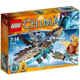 LEGO Chima 70141 Aliante-Avvoltoio di Vardy