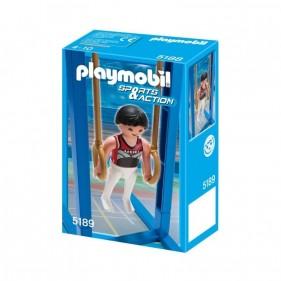 Playmobil 5189 - Ginnasta Specialità Anelli