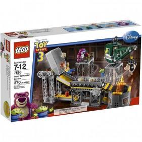LEGO Toy Story 7596 Fuga dal compattatore di rifiuti