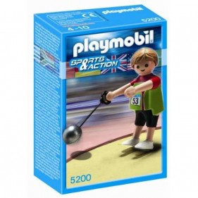 Playmobil 5200 - Lancio del peso