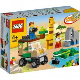 LEGO 4637 Set Costruzioni Safari