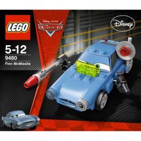 LEGO Cars 9480 Finn McMissile