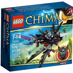 LEGO Chima 70000 Il Corvo Volante di Razcal