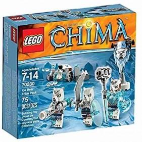 LEGO Chima 70230 Tribù degli Orsi