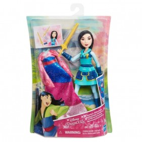 Mulan con Spada