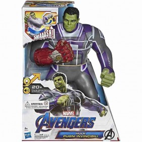 Marvel Avengers - Endgame Hulk Pugni Invincibili