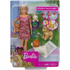 Barbie Dogsitter