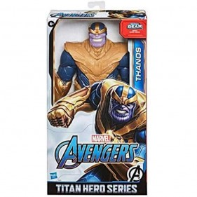 Marvel Avengers Titan Hero Blast Gear Thanos 30 cm