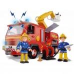 Sam Il Pompiere Camion Jupiter con Luci e Suoni