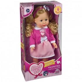Bambola Amore Mio Valentina Canta e Cammina