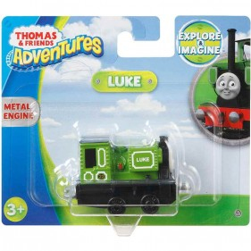 Trenino Thomas Locomotiva Luke