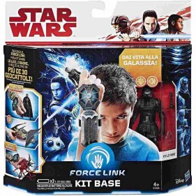 Star Wars - Force Link Kit Base con Kylo Ren