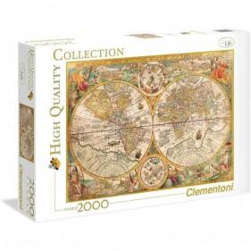 Mappa Antica Puzzle 2000 pezzi