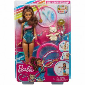 Barbie Dreamhouse Ginnasta Mora