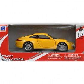 Modellino PORSCHE 911 CARRERA 4 1:24