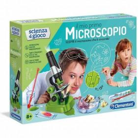 Scienza e Gioco - Il Mio Primo Microscopio