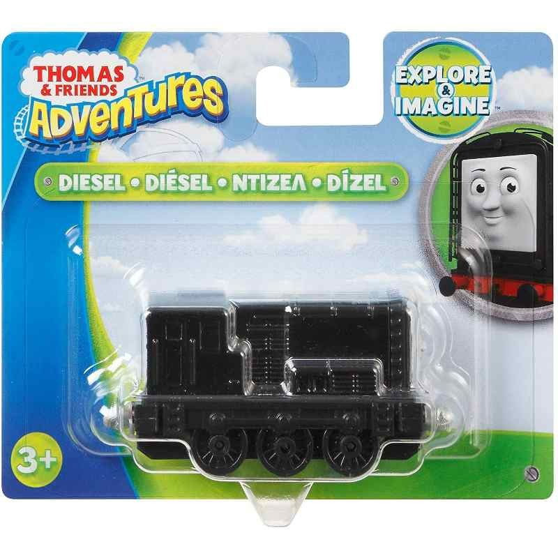 Trenino Thomas locomotiva Diesel