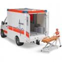 Ambulanza con Autista