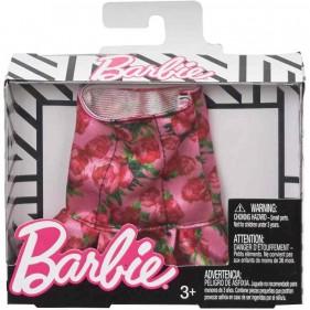 Barbie gonna a fiori