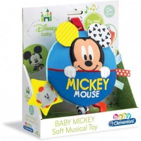 Baby Mickey Carillon Morbido