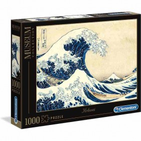 La Grande Onda di Hokusai Puzzle 1000 Pezzi