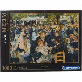 Renoir Bal au Moulin de la Galette Puzzle 1000 Pezzi