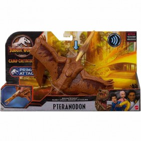Jurassic World - Attacco Sonoro Dinosauro Pteranodonte
