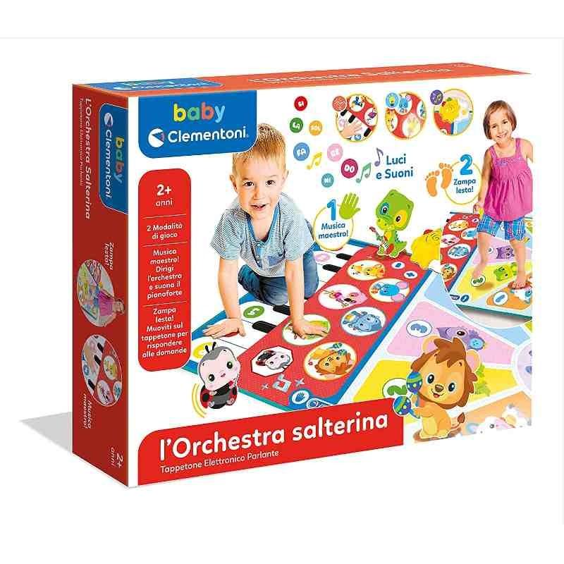 L'orchestra Salterina - Tappeto Musicale