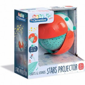 Light & Sounds Stars Projector, proiettore da culla