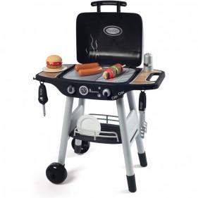 Barbecue Grill con 18 Accessori