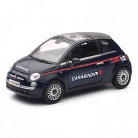 Fiat 500 Carabinieri scala 1:24