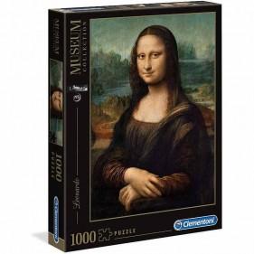 Leonardo Gioconda Puzzle 1000 Pezzi