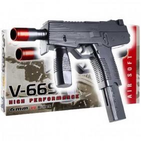 Pistola Aria Compressa V-66S Air Soft calibro 6 mm