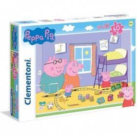 Peppa Pig Puzzle Maxi 60 Pezzi