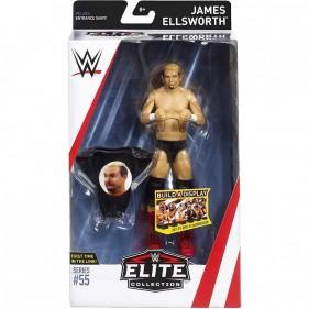 WWE James Ellsworth personaggio articolato