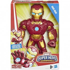 Marvel Avengers Iron Man Mega Mighties