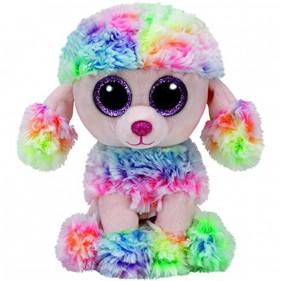 Peluche Ty Cagnolino Rainbow Beanie Boo's