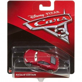 Disney Cars Veicolo Natalie Certain