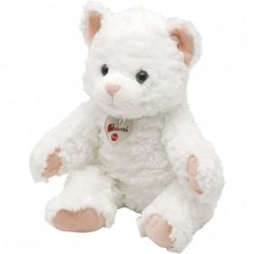 Trudi - Peluche Gatto bianco