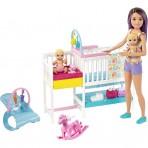Barbie Skipper Babysitter Nurserie