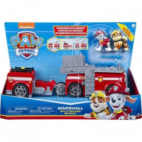 Paw Patrol Camion Pompieri 2-in-1 trasformabile