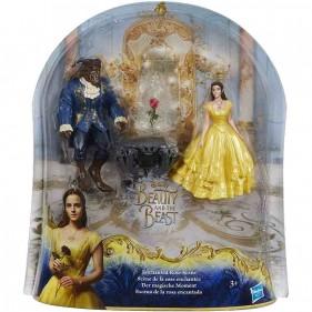 Disney Princess - Bambola Momenti Magici Bella e la Bestia